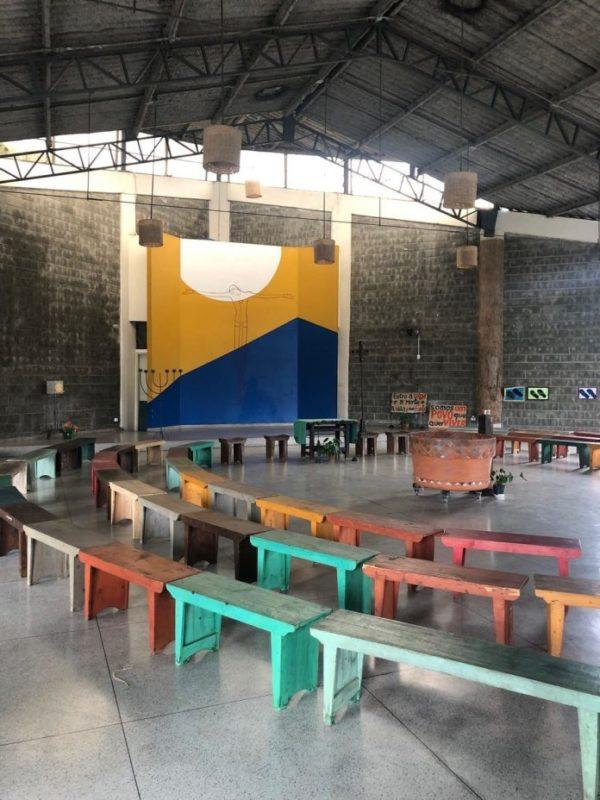 Local tem capacidade para abrigar até 50 pessoas. Foto: Patrícia Figueiredo/G1