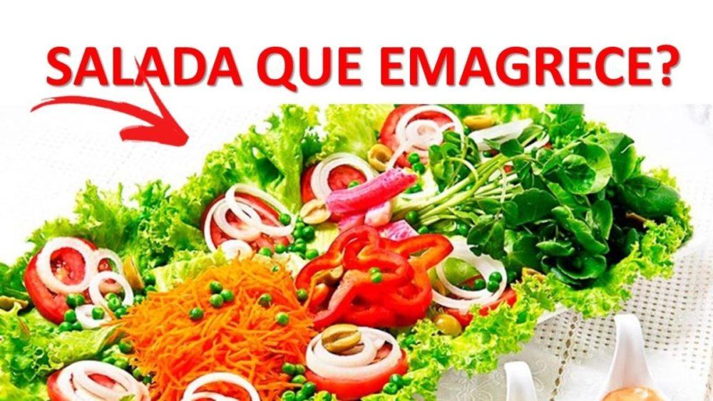 Saladas que emagrecem