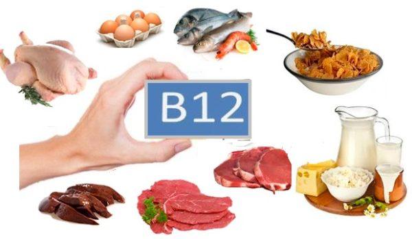 Vitamina B12 para a saúde mental e emocional!