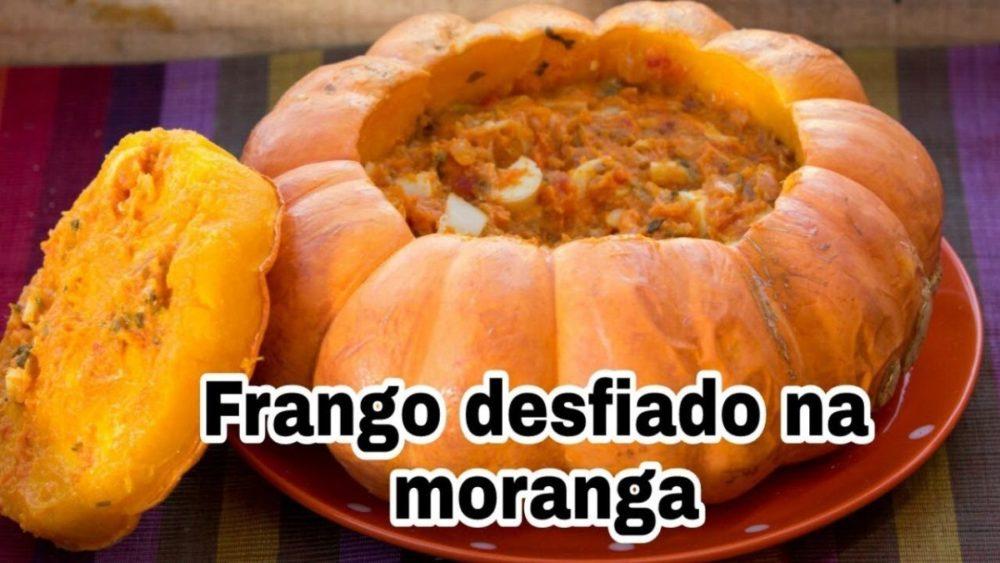 frango na moranga