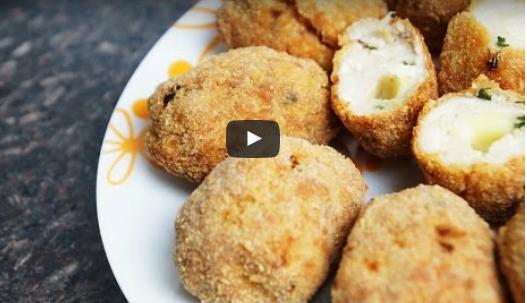 receita deliciosa de nuggets de frango