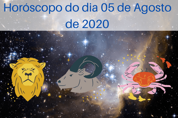 Horóscopo-do-dia-05-de-Agosto-de-2020