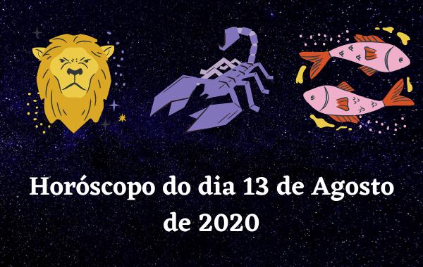 Horóscopo-do-dia-13-de-Agosto-de-2020