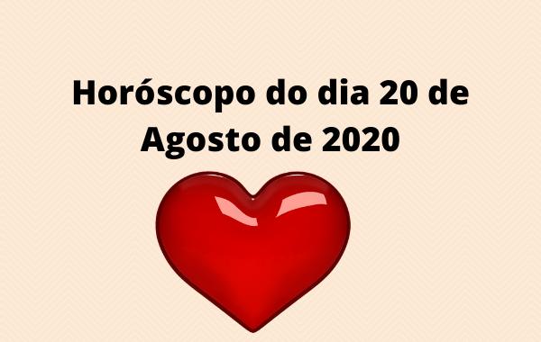 Horóscopo-do-dia-20-de-Agosto-de-2020