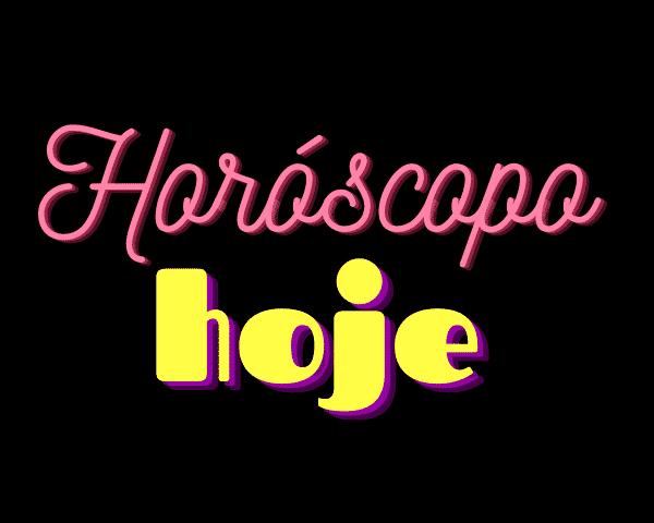 Horóscopo-hoje
